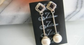 Sandy Drop Earrings
