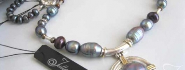43a6f6f16ccfa Blue Moon Mabe Pearl Necklace | My Bridal Jewellery