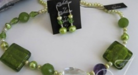 Pixy Lime Green Set