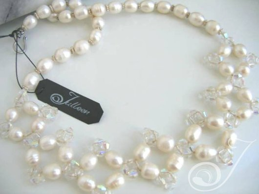 Brigitte Necklace VO027-08