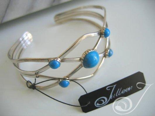 Cleopatra Tuquoise Bracelet BR100
