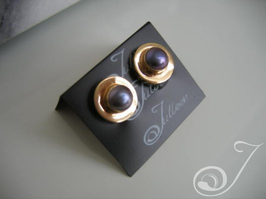 Clip On Bethany Earrings E070-03