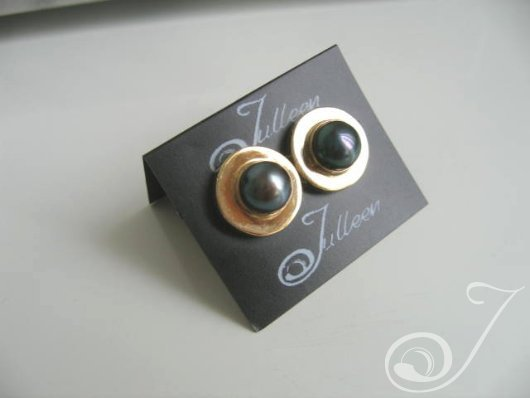 Clip On Betty Earrings E070-01C