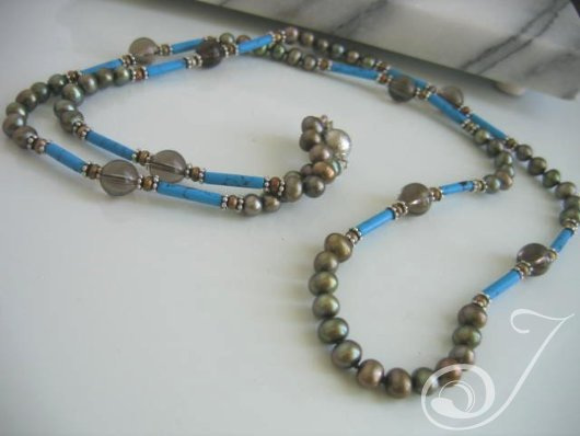 King Tut Necklace VND045-01