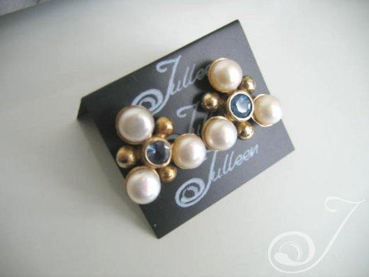 Maja Sky Blue Topaz Earrings E341