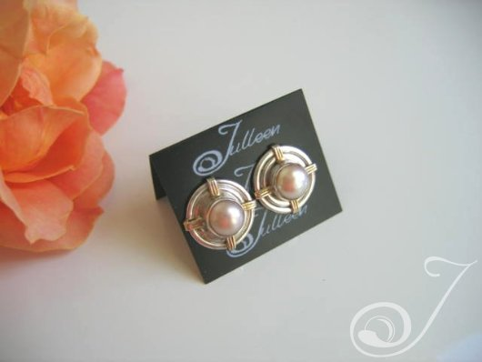 Nadja Pink Earrings E210-03