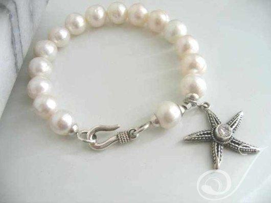 Star Fish Glitz Bracelet SBR001