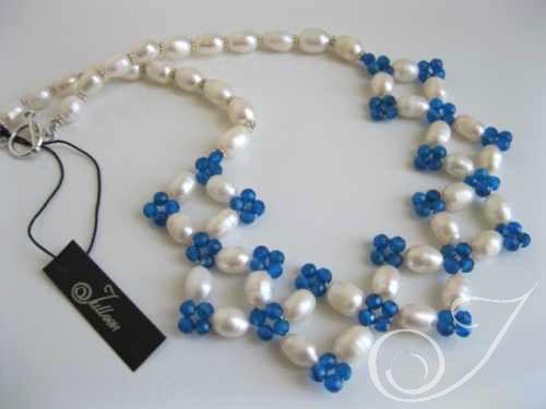 Claudette Agate Necklace VO027.11