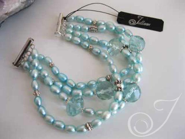 Lady Aqua Bracelet BR2214