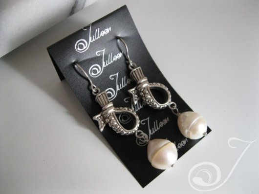 Virginia Wedding Earring E101